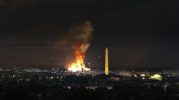 Capitolexplosion