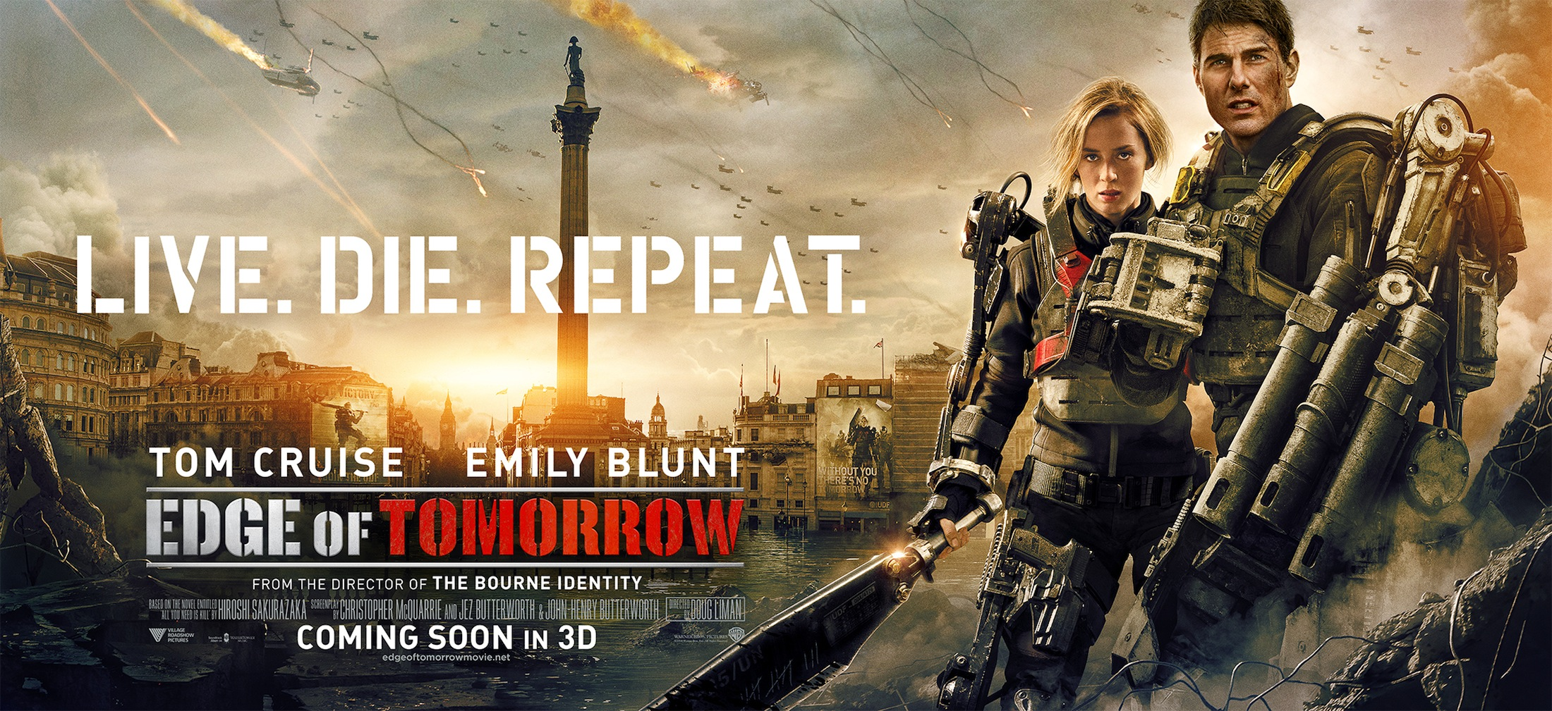 edge of tommorow banner